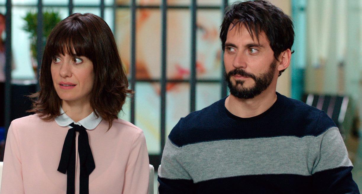 "Casting ""Embarazados"" - Cristina Perales"